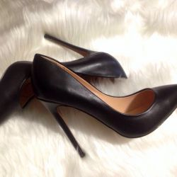 Черныеnew black pumps