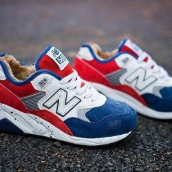 New Balance winter France sneakers
