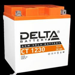 Battery DELTA CT 1230 30 Ah 12 V (GEL)