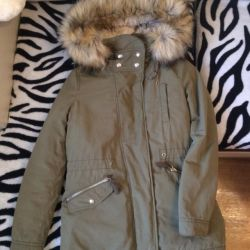 Parka42-44 demi-season