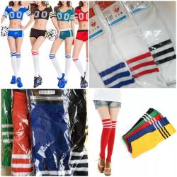 New cotton sport knee-highs