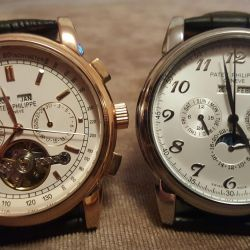 LUX Patek Philippe watches