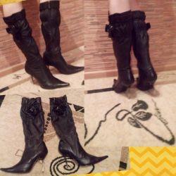 Boots autumn river 37-38