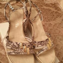 Shoes for summer company Cerutti 41 size