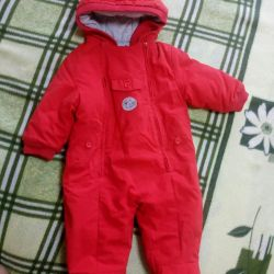 Jumpsuit for discharge