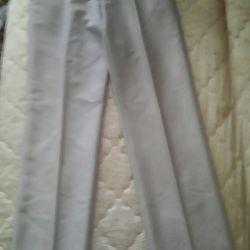 Costum: sacou și pantaloni
