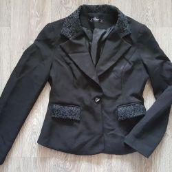 Ceket siyah