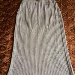 Knitted skirt p.44-46
