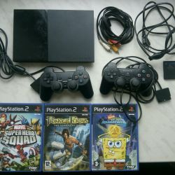 PS 2 (never opened)