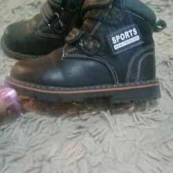 Μπότες χειμώνα