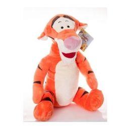 Tiger soft toy, 35 cm. New