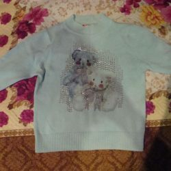 I will sell blouses solution 104-110