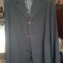 Ceket yünü kaşmir jess erkek