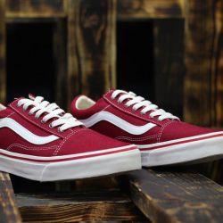 VANS® Old Skool right red