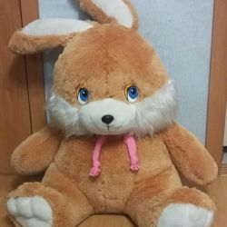Selling a plush hare