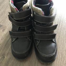 Η Ortek μπότες από τη δεκαετία του '70