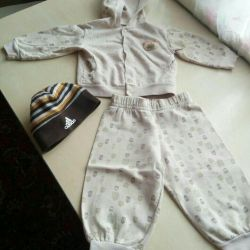 Suit for children from 2-7months + gift 🎁