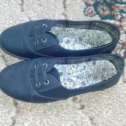 Selling moccasins