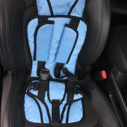 Bebek çerçevesiz araba koltukları