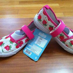 Νέα παπούτσια 26-17.3cm στο πόδι