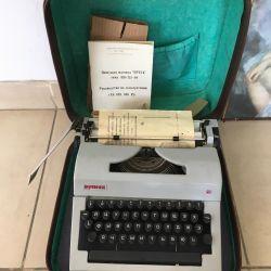 Masini de scris Orteh