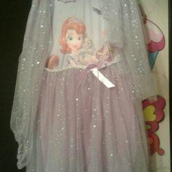 Carnavalul de Crăciun rochie