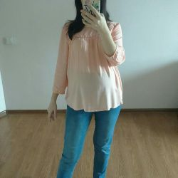 Maternity Clothes Blouse
