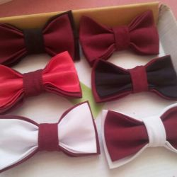 Stylish butterflies for the groom and his friends