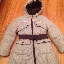 Пальто/ куртка на 5-7 лет осень - зима (Германия )