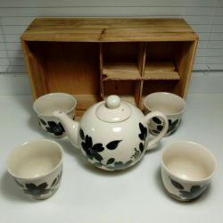 Yeni çay töreni seti 5 ürün