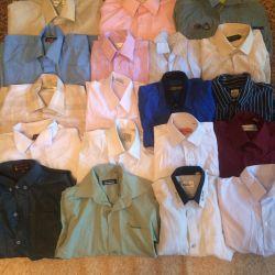 Рубашки от 8лет до 14