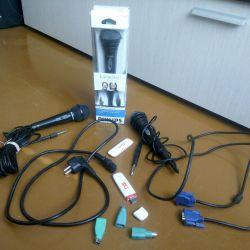Microphones LOT (sale / exchange)