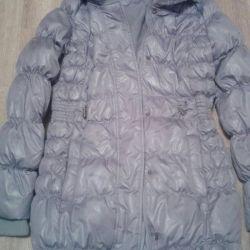Down jacket, size 46