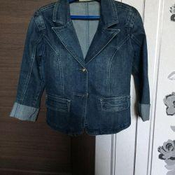 Jacket jeans for spring