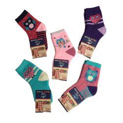 Κάλτσες για το κορίτσι (μοχέρ) 24-27