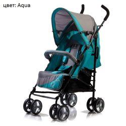 Jetem Picnic (S-102) - culoarea apei din trestie de cărucior