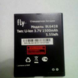 Аккумулятор BL6418 FLY