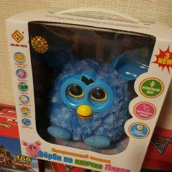 Yeni oyuncak Ferby takma Pixie