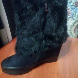 Winter boots, ankle boots