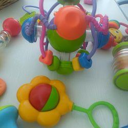 Çıngıraklar oyuncaklar