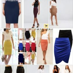 Skirts new with tags and without