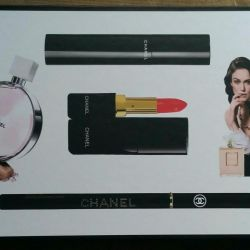Chanel set CHANEL 5in1.