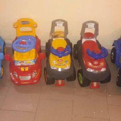New tolokara machines