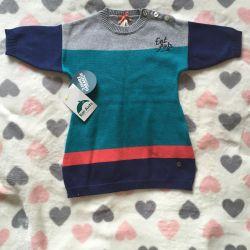 New jacket, tunic for girls