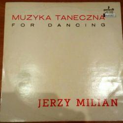 Shellac vinyl Jerzy Milian.