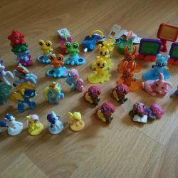 Jucării Kinder și nu numai