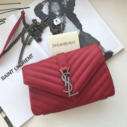 Small crossbody handbags from Yves Saint Laurent.