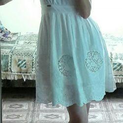 AIR WHITE DRESS