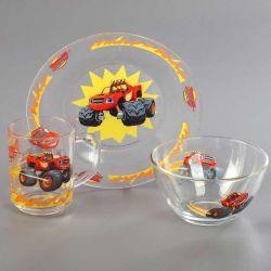 Children's set of dishes
