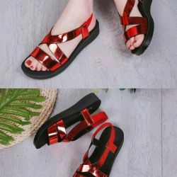 Super sandals!